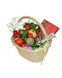 Food basket. Moscow