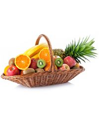 'Fruit Island' Basket. Moscow